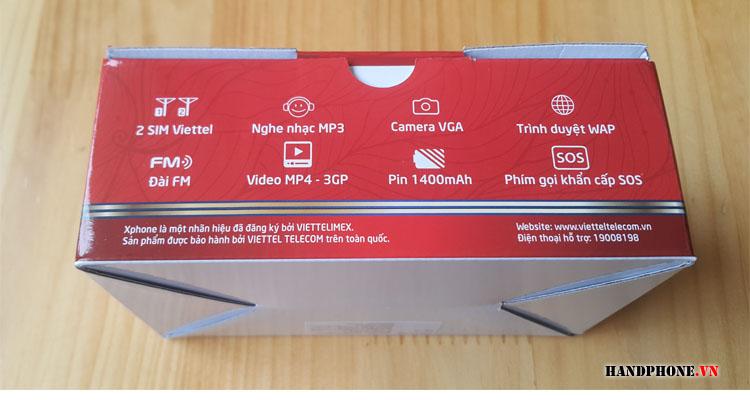 Viettel X6216, Vinaphone Flybee G11, Kechaoda K8, Masstel Fami2 - 13