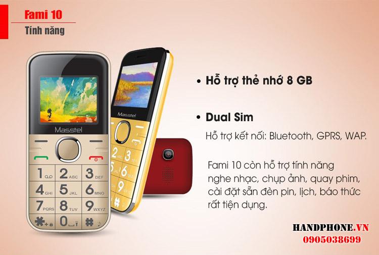 Viettel X6216, Vinaphone Flybee G11, Kechaoda K8, Masstel Fami2 - 4