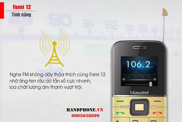 Viettel X6216, Vinaphone Flybee G11, Kechaoda K8, Masstel Fami2 - 10