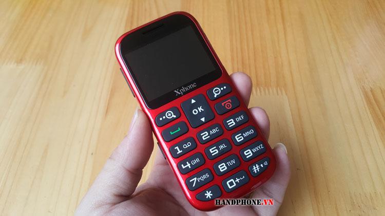 Viettel X6216, Vinaphone Flybee G11, Kechaoda K8, Masstel Fami2 - 16