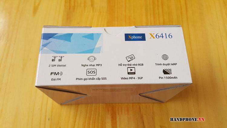 Viettel X6216, Vinaphone Flybee G11, Kechaoda K8, Masstel Fami2 - 29