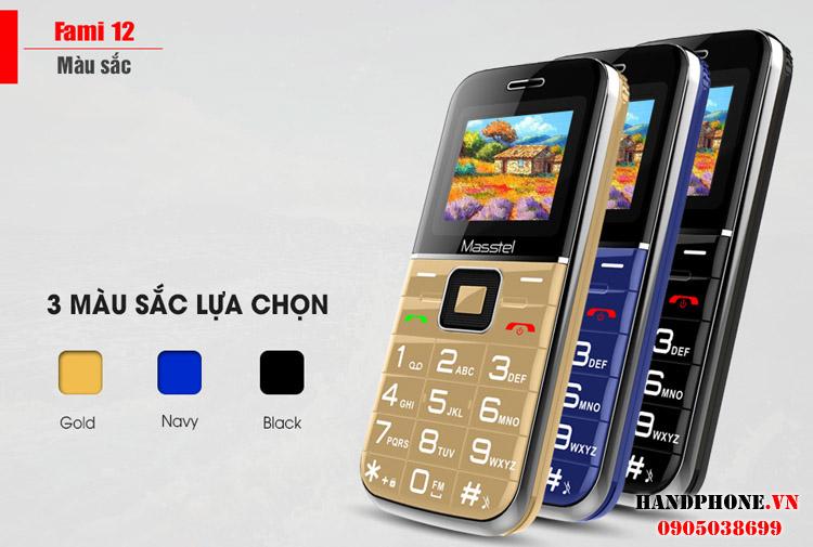 Viettel X6216, Vinaphone Flybee G11, Kechaoda K8, Masstel Fami2 - 8