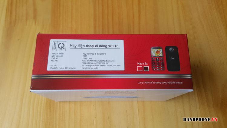 Viettel X6216, Vinaphone Flybee G11, Kechaoda K8, Masstel Fami2 - 12