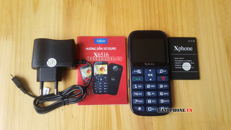 Viettel X6216, Vinaphone Flybee G11, Kechaoda K8, Masstel Fami2 - 14