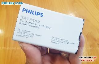 Đánh giá điện thoại Philips Xenium E580 Xuất Nga
