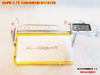 bán pin Lithium Polymer  Li Po  10000mah 9373129 tại hà nội