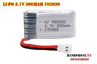 Pin dòng xả cao 300mah 3 7V 20C 702030