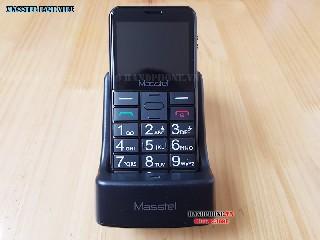 Ảnh thực tế mở hộp Masstel Fami Viet điện thoại cho người già