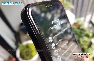 Giá bán điện thoại Philips E580 xách tay nga