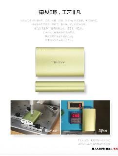 Pin dự phòng Power Bank Yoobao YB6013Pro 10200mAh