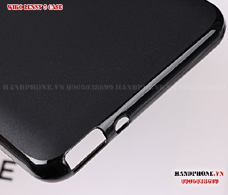 4 Op lung silicon Wiko lenny5 case