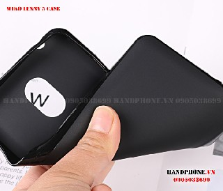 5 Op lung silicon Wiko lenny5 case