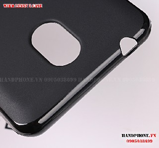 3 Op lung silicon Wiko lenny5 case