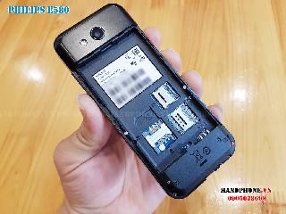 Giá bán điện thoại Philips Xenium E580 Xuất Nga