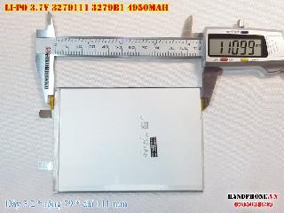 3 Lipo 4950mAh 3279111 37v battery