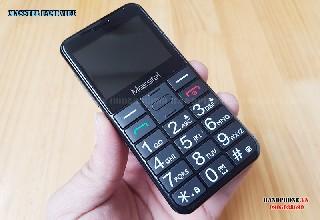 Thực tế trên tay review đánh giá Masstel Fami Viet điện thoại cho người già