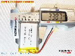 bán pin Lithium Polymer  Li Po  3 7V 1500mah 803450 803550 tại hà nội Battery