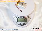 bán pin Lithium Polymer  Li Po  3 7V 600mah 802540 762540 tại hà nội Battery