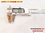 Pin Li Po 3 7V 401225 100mAh bán tại Hà Nội Lithium Polymer