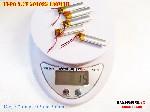 bán pin Lithium Polymer  Li Po  3 7V 130mAh 501035 tại hà nội battery
