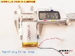 bán pin Lithium Polymer  Li Po  3 7V 1500mah 103048 103050 tại hà nội