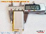 2 Lipo 1480mah DJISPARK 643361 battery