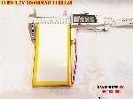 Pin Li Po 3 7V 1163120 10000mAh bán tại Hà Nội Lithium Polymer