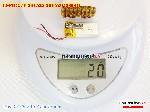 bán pin Lithium Polymer  Li Po  3 7V 80mah 301525 291526 tại hà nội Battery