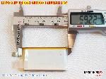 3 Lipo 1480mah DJISPARK 643361 battery
