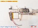 bán pin Lithium Polymer  Li Po  3 7V 500mah 603030 tại hà nội