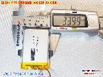 bán pin Lithium Polymer  Li Po  3 7V 50mah 303450 303550 tại hà nội Battery