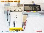 bán pin Lithium Polymer  Li Po  3 7V 1000mah 503450 503550 tại hà nội Battery