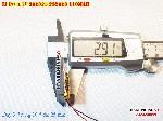 bán pin Lithium Polymer  Li Po  3 7V 110mah 302025 292026 tại hà nội Battery