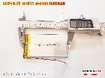 4 Lipo 1600mah 404277 37v battery