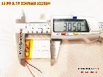 Pin Li Po 3 7V 322530 220mAh bán tại Hà Nội Lithium Polymer