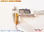 bán pin Lithium Polymer  Li Po  3 7V 1500mah 103048 103050 tại hà nội Battery