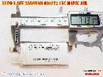 3 Lipo 2350mAh 693772 385v mavic air battery