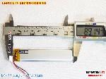 3 Lipo 950mAh 501990 37v battery
