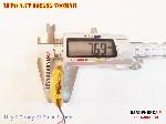 bán pin Lithium Polymer  Li Po  700mah 802535 tại hà nội
