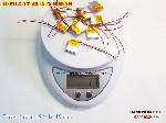 bán pin Lithium Polymer  Li Po  3 7V 60mah 401515 401516 tại hà nội Battery