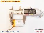 bán pin Lithium Polymer  Li Po  700mah 3 7V 802535 tại hà nội battery
