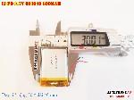 bán pin Lithium Polymer  Li Po  600mah 3 7V 603040 tại hà nội battery
