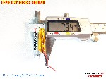 bán pin Lithium Polymer  Li Po  3 7V 800mah 803035 tại hà nội Battery