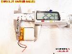 Pin Li Po 3 7V 602525 400mAh bán tại Hà Nội Lithium Polymer