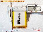 bán pin Lithium Polymer  Li Po  3 7V 1800mah 505060 535059 tại hà nội Battery