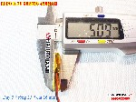 1 Lipo 420mAh 502526 37v Batterry
