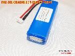 4 Lipo JBL Charge2 diy battery