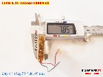 bán pin Lithium Polymer  Li Po  3 7V 1000mah 803040 tại hà nội