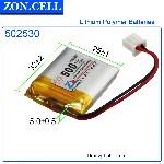 Pi li po ZonCell 500mAh 502530mm hpvn