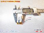 bán pin Lithium Polymer  Li Po  3 7V 250mah 502030 tại hà nội Battery